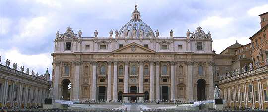 Saint Peters Basilica 1