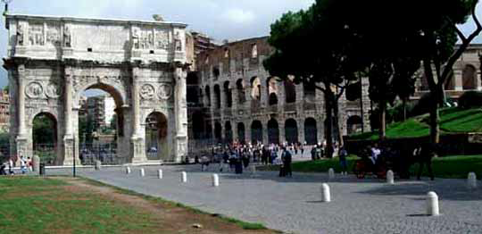 Arch of Constantine 1